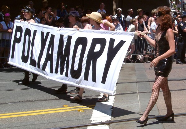 POLYAMORY: THREE'S (OR FOUR'S, OR FIVE'S) COMPANY