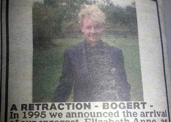 Probably The Best Birth Announcement Ever