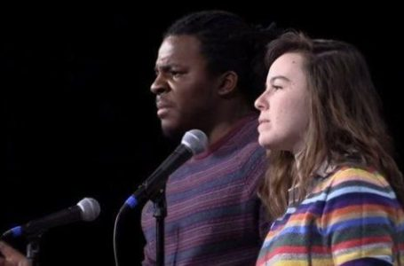 A Black Man and a White Woman Switch Mics, and the Result is Amazing!