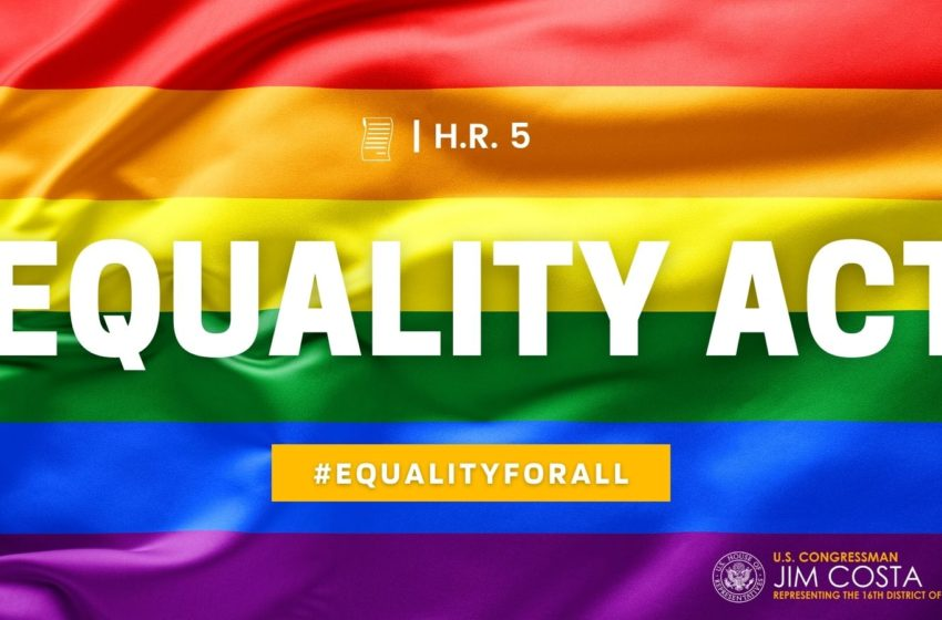 Equality Act 2021 ~ Let Peace Begin With Us